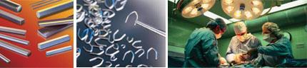 Ligas Especiais para Implantes e Instrumentação Médica
